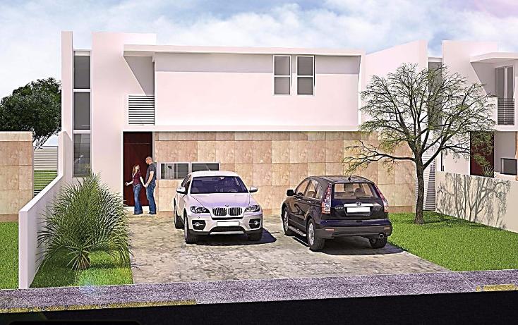 Foto de casa en venta en  , dzitya, mérida, yucatán, 1660900 No. 01