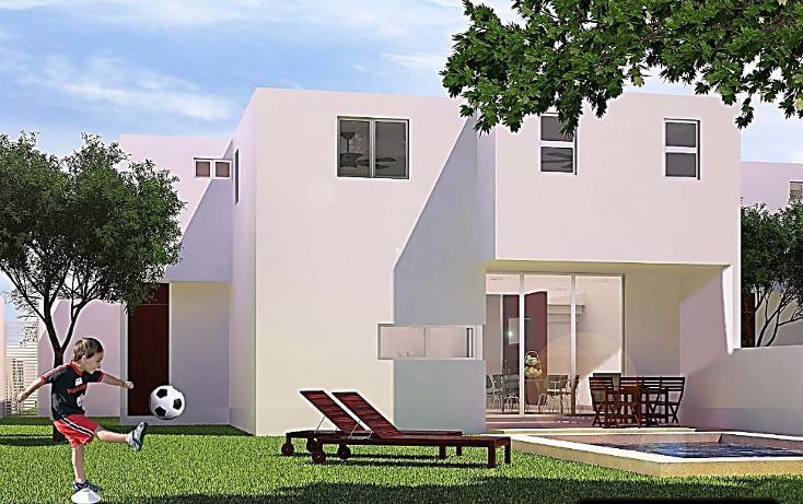 Foto de casa en venta en  , dzitya, mérida, yucatán, 1660900 No. 02