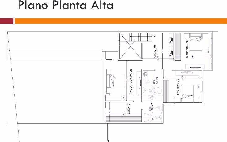 Foto de casa en venta en  , dzitya, mérida, yucatán, 1660900 No. 06