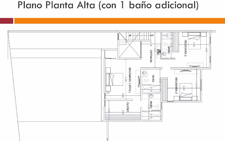 Foto de casa en venta en  , dzitya, mérida, yucatán, 1660900 No. 07