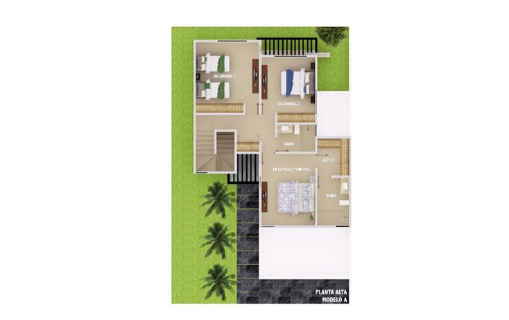 Foto de casa en venta en, dzitya, mérida, yucatán, 1666050 no 05