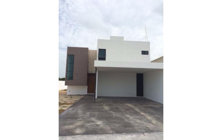 Foto de casa en venta en  , dzitya, mérida, yucatán, 1673510 No. 01