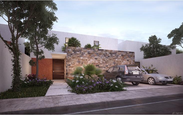 Foto de casa en venta en  , dzitya, mérida, yucatán, 1678564 No. 01