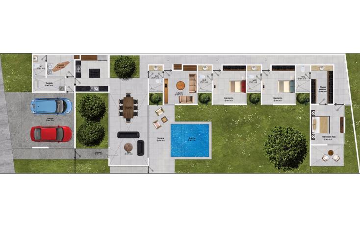 Foto de casa en venta en  , dzitya, mérida, yucatán, 1680578 No. 05