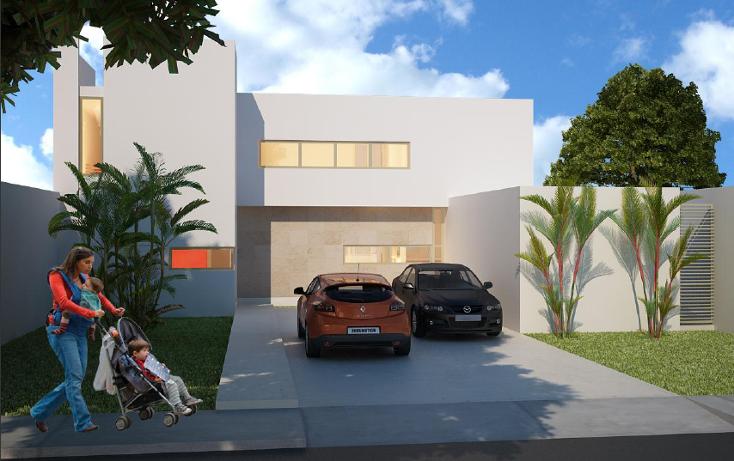 Foto de casa en venta en  , dzitya, mérida, yucatán, 1689466 No. 01