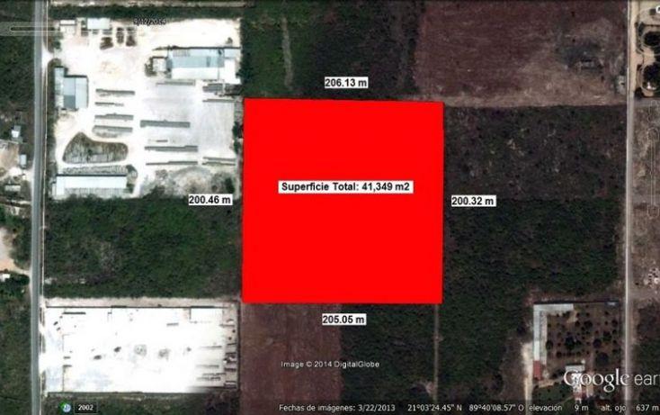 Foto de terreno habitacional en venta en, dzitya, mérida, yucatán, 1694422 no 01