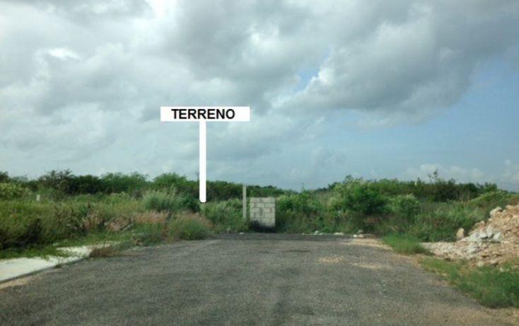 Foto de terreno habitacional en venta en, dzitya, mérida, yucatán, 1694422 no 02