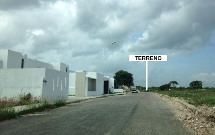 Foto de terreno habitacional en venta en  , dzitya, mérida, yucatán, 1694422 No. 04