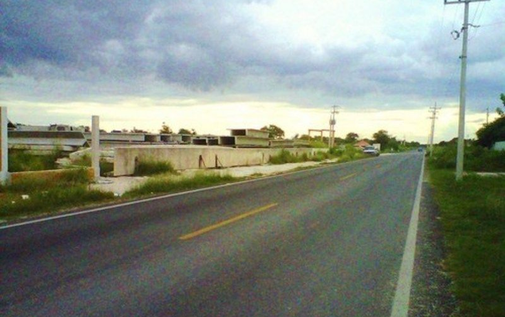 Foto de terreno comercial en venta en  , dzitya, mérida, yucatán, 1702220 No. 02