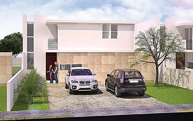 Foto de casa en venta en  , dzitya, mérida, yucatán, 1702590 No. 01