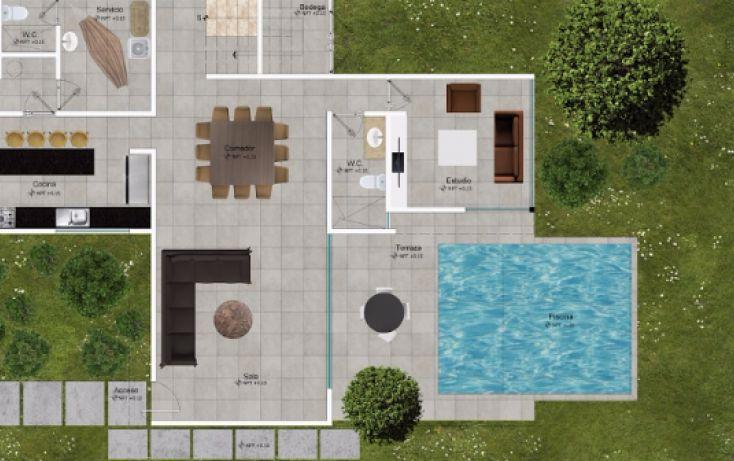 Foto de casa en condominio en venta en, dzitya, mérida, yucatán, 1718248 no 03