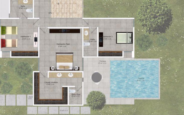 Foto de casa en condominio en venta en, dzitya, mérida, yucatán, 1718248 no 04