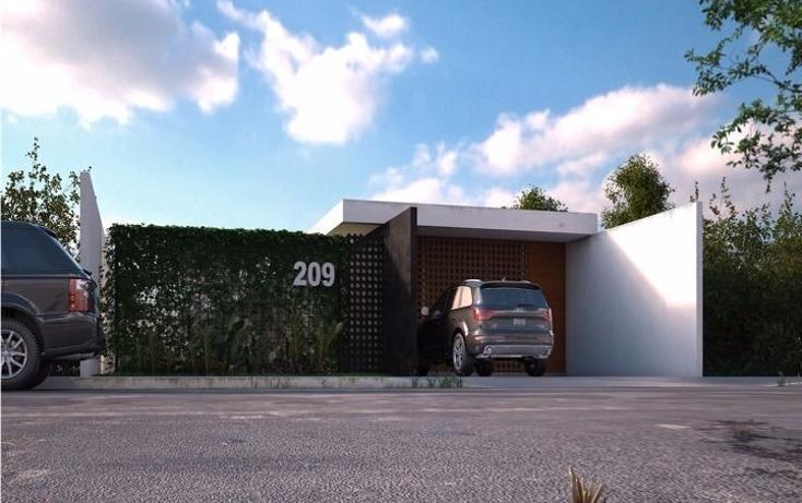 Foto de casa en venta en, dzitya, mérida, yucatán, 1721724 no 01