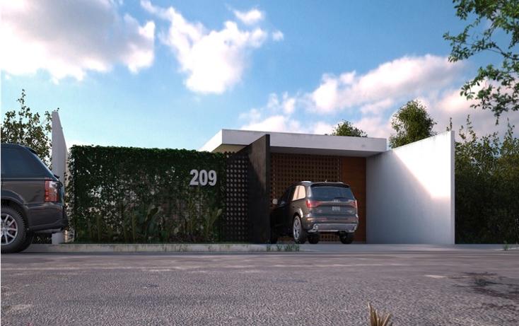 Foto de casa en venta en  , dzitya, mérida, yucatán, 1721724 No. 02
