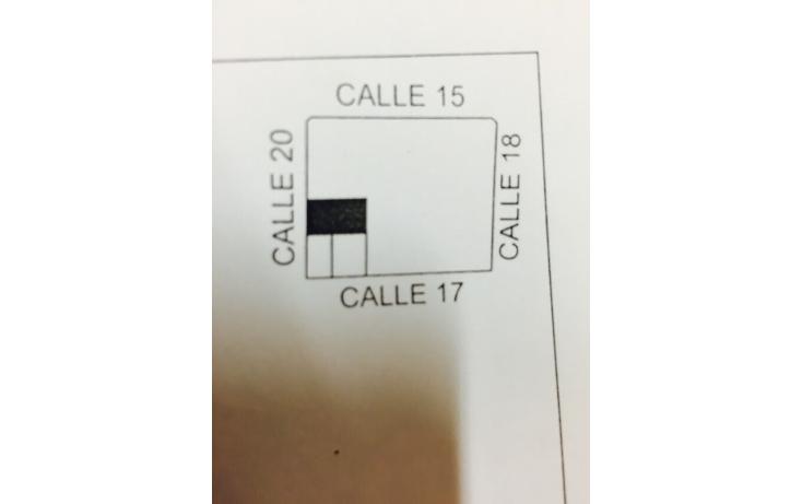Foto de terreno habitacional en venta en  , dzitya, mérida, yucatán, 1721978 No. 03