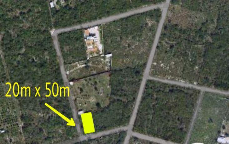 Foto de terreno habitacional en venta en, dzitya, mérida, yucatán, 1729876 no 03