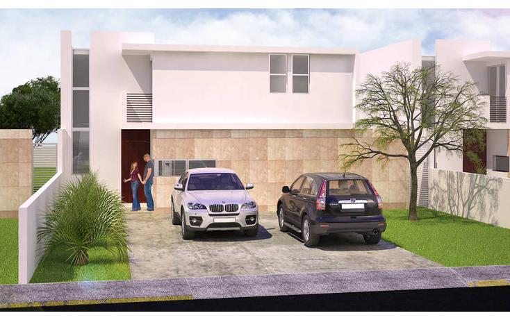 Foto de casa en venta en  , dzitya, mérida, yucatán, 1736758 No. 01