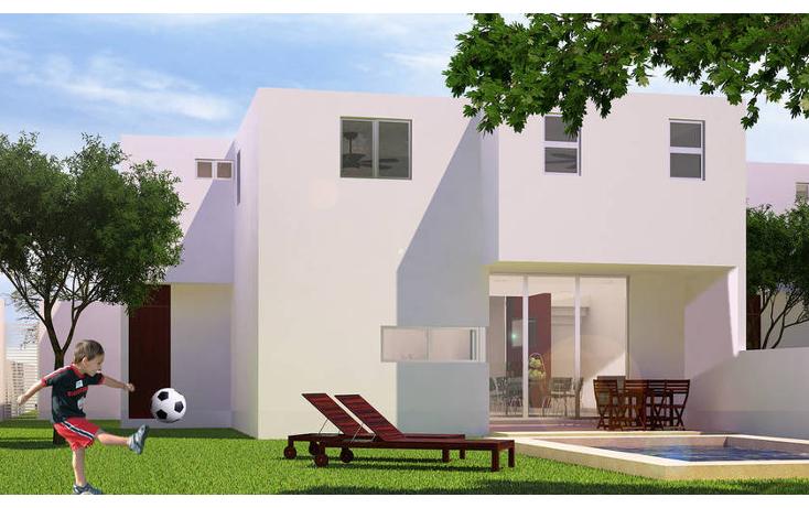 Foto de casa en venta en  , dzitya, mérida, yucatán, 1736758 No. 02