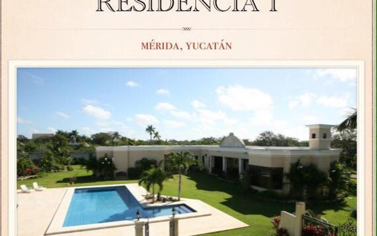 Foto de casa en venta en  , dzitya, mérida, yucatán, 1737840 No. 01