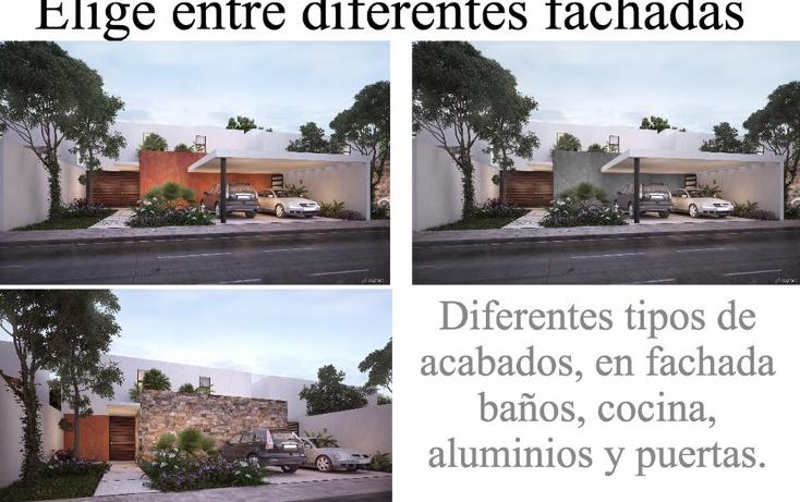 Foto de casa en venta en  , dzitya, mérida, yucatán, 1741896 No. 02