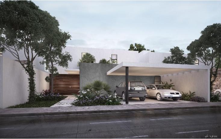 Foto de casa en venta en  , dzitya, mérida, yucatán, 1742829 No. 02