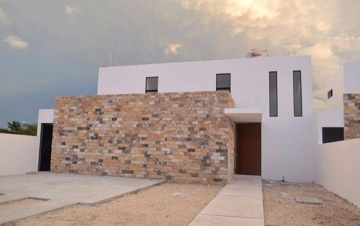 Foto de casa en venta en  , dzitya, mérida, yucatán, 1750526 No. 01