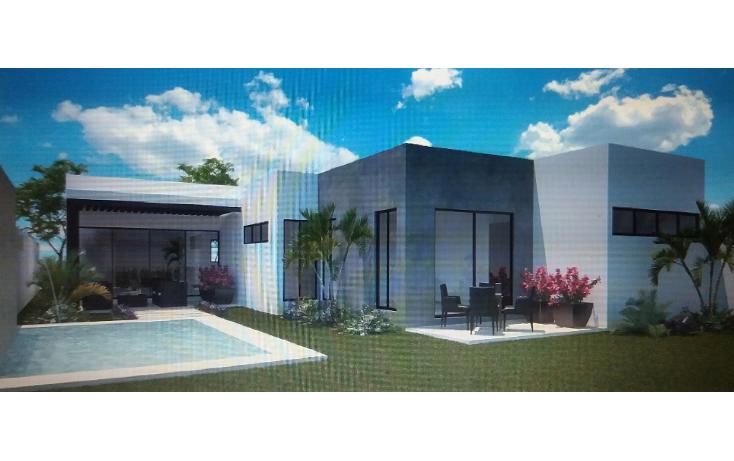 Foto de casa en venta en  , dzitya, mérida, yucatán, 1759426 No. 04