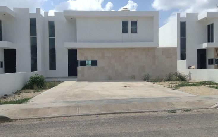 Foto de casa en venta en  , dzitya, mérida, yucatán, 1760408 No. 01
