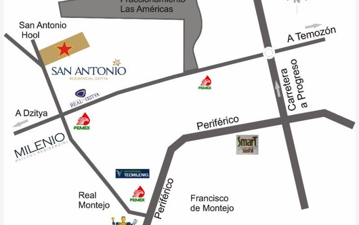 Foto de casa en venta en  , dzitya, mérida, yucatán, 1762906 No. 05