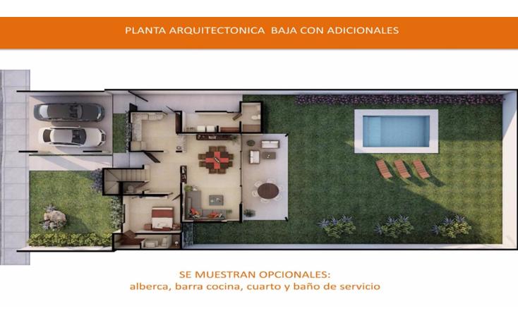 Foto de casa en venta en  , dzitya, mérida, yucatán, 1767328 No. 04