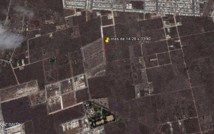 Foto de terreno habitacional en venta en, dzitya, mérida, yucatán, 1769036 no 02