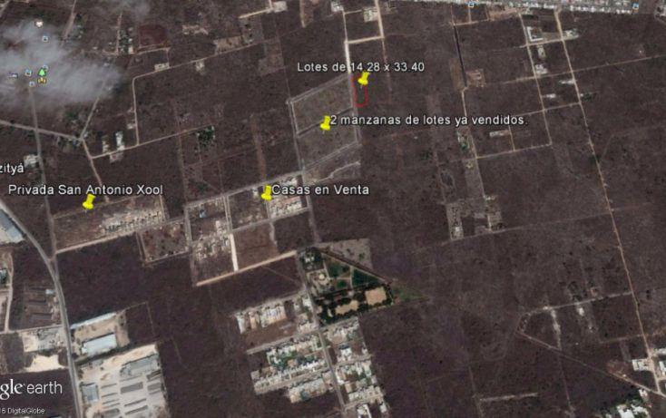 Foto de terreno habitacional en venta en, dzitya, mérida, yucatán, 1769036 no 03