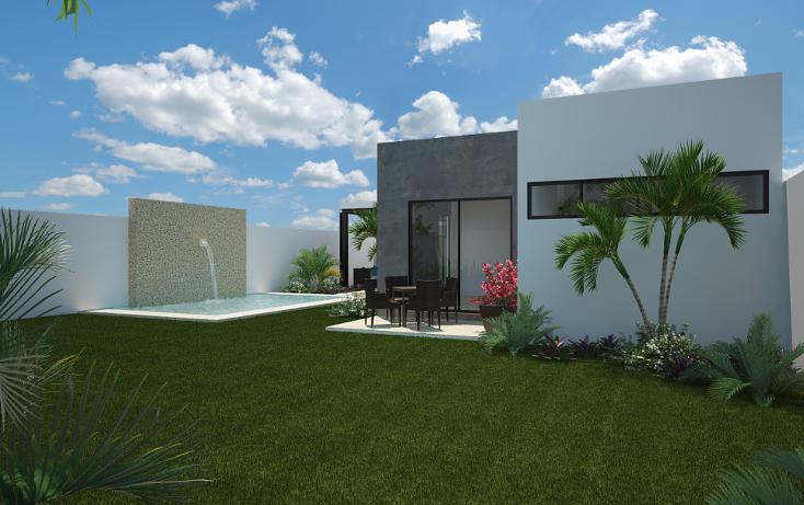 Foto de casa en venta en  , dzitya, mérida, yucatán, 1769594 No. 04