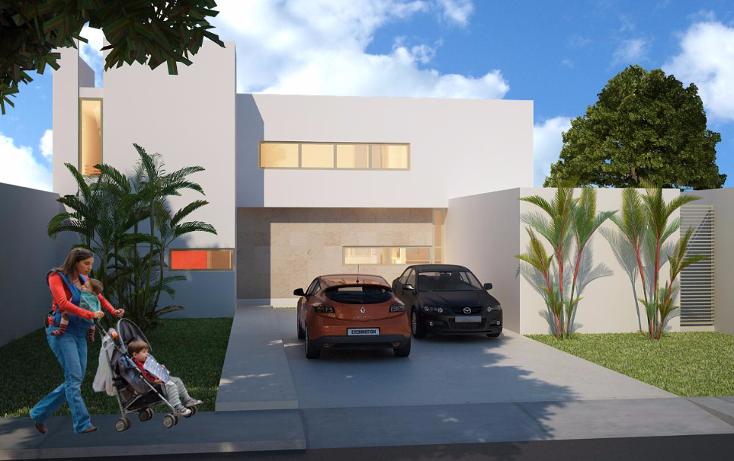 Foto de casa en venta en  , dzitya, mérida, yucatán, 1775906 No. 01