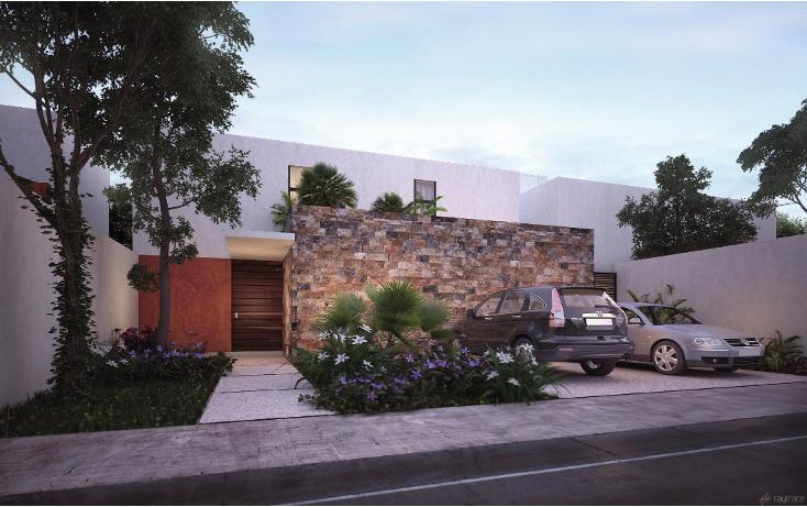 Foto de casa en venta en  , dzitya, mérida, yucatán, 1778382 No. 01