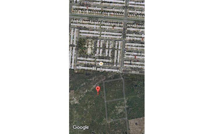 Foto de terreno habitacional en venta en  , dzitya, mérida, yucatán, 1785708 No. 02