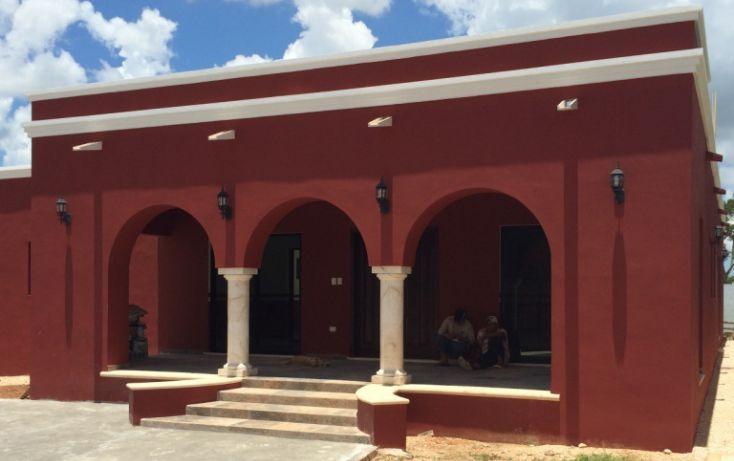 Foto de casa en venta en, dzitya, mérida, yucatán, 1809490 no 01