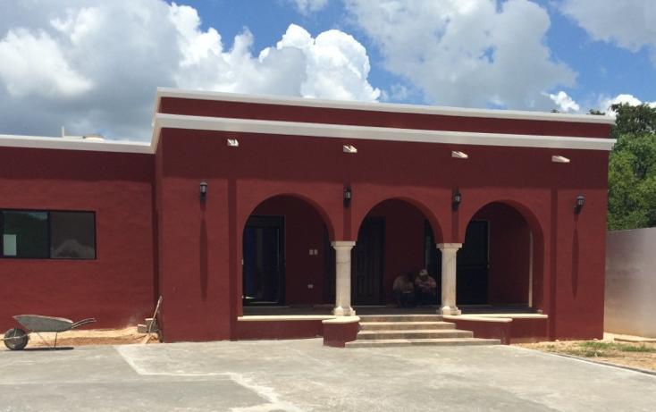 Foto de casa en venta en  , dzitya, mérida, yucatán, 1809490 No. 16