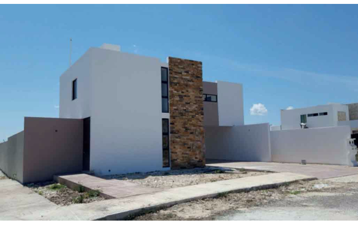 Foto de casa en venta en  , dzitya, mérida, yucatán, 1811962 No. 01