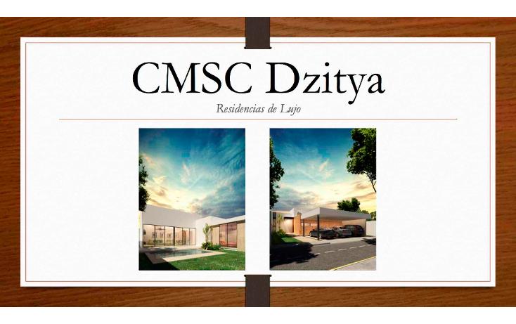 Foto de casa en venta en  , dzitya, mérida, yucatán, 1812802 No. 03