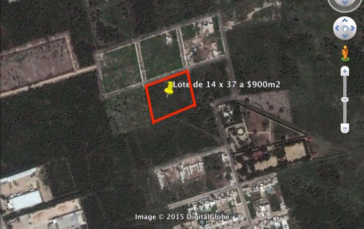 Foto de terreno habitacional en venta en, dzitya, mérida, yucatán, 1813552 no 06