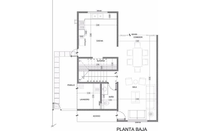 Foto de casa en venta en  , dzitya, mérida, yucatán, 1828636 No. 04