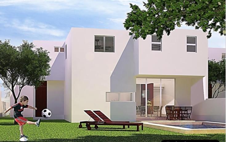 Foto de casa en venta en  , dzitya, mérida, yucatán, 1831456 No. 04