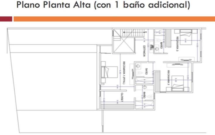 Foto de casa en venta en  , dzitya, mérida, yucatán, 1831456 No. 31