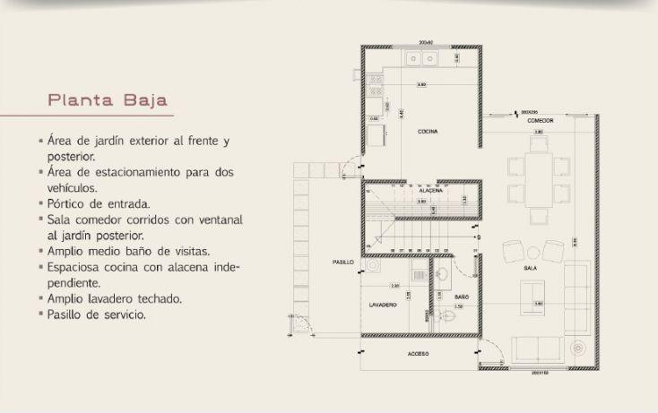 Foto de casa en venta en, dzitya, mérida, yucatán, 1834518 no 17