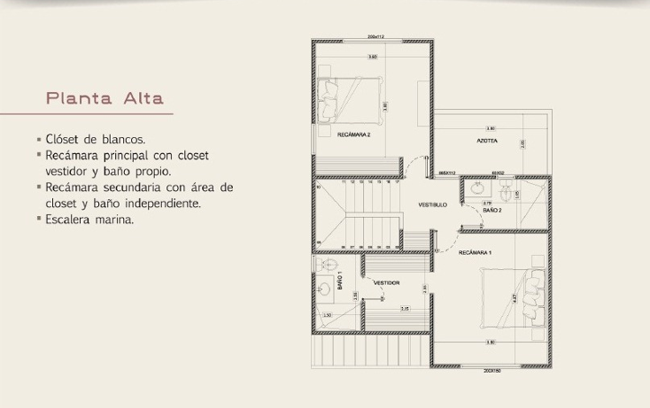 Foto de casa en venta en  , dzitya, mérida, yucatán, 1834518 No. 18