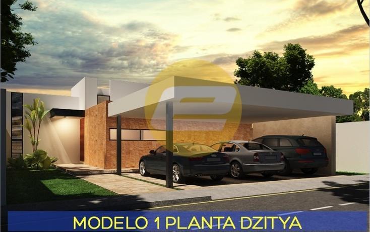 Foto de casa en venta en  , dzitya, mérida, yucatán, 1848170 No. 01