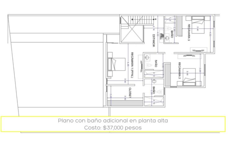 Foto de casa en venta en  , dzitya, mérida, yucatán, 1871086 No. 08