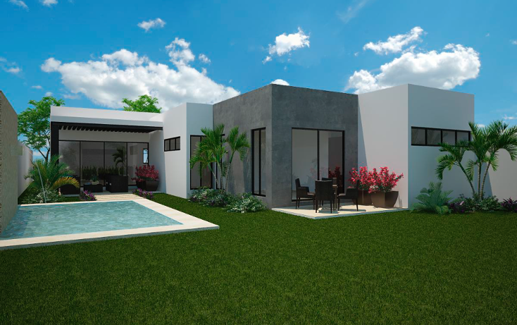 Foto de casa en venta en  , dzitya, mérida, yucatán, 1912176 No. 03