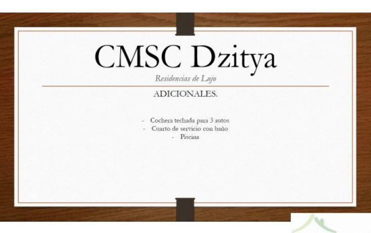 Foto de casa en venta en, dzitya, mérida, yucatán, 1914693 no 07